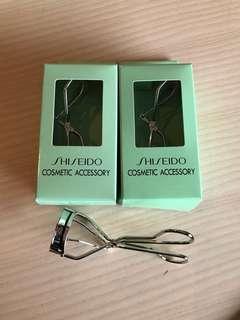 Shiseido 睫毛夾 超好用 合亞洲人弧度