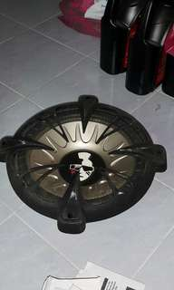 "Mohawk Woofer 12"" with metal cover"