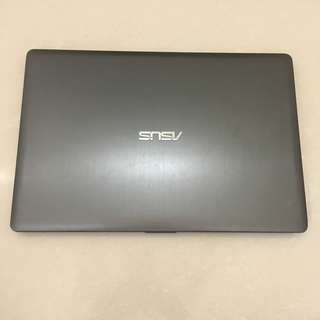 i7 Asus K Series Office / School Laptop + 500GB HDD + 4GB DDR3 RAM + Intel(R) HD Graphics + Free MS Office