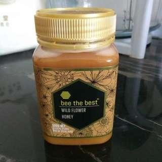 BEE THE BEST HONEY