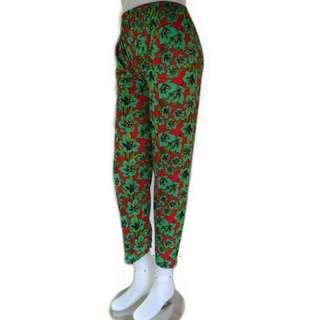Celana legging motif