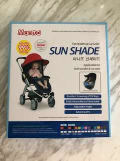 Manito Sun Shade for Strollers