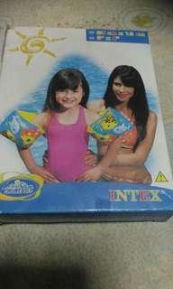 Intex swim arm bands floats