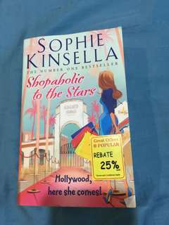 Shopaholic to the stars - regular size