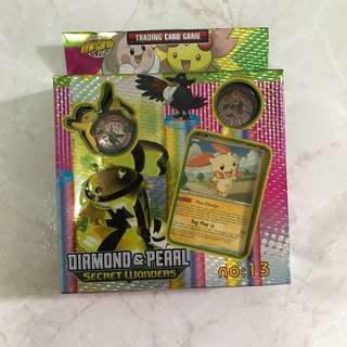 Pokemon collectables 2013 world championship deck diamond and pearl secret wonders