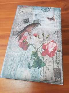 Gift Box - Antique Book Style