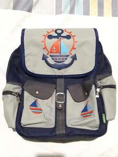 Marine Backpack / Diaper Bag / School bag