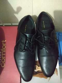 Zara Man Black shoes