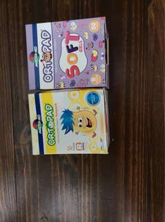 Ortopad eye patches Soft x2 boxes