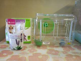 Hamster Cage-one set