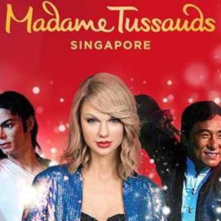 Madam Tussauds Singapore (IOS + Boat Ride)