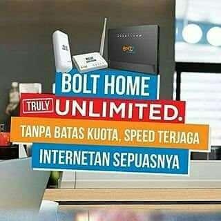 WIFI internet BOLT HOME