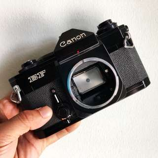 Canon EF body