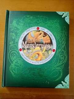 Monsterology book