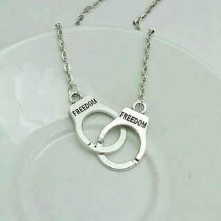 Sale 1st week Handcuff necklace
