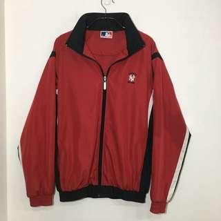 美國職棒大聯盟MLB洋基隊 運動外套 風衣外套
