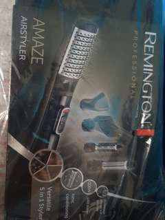 Remington AS1220 Amaze Airstyler Ionic Conditioning for Frizz free Shine 1200W Power