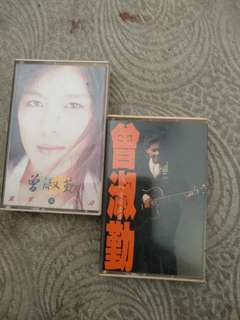 Cassette tapes, original, 曾淑勤