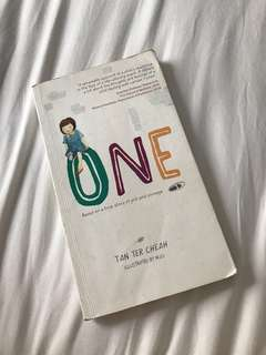one by tan ter cheah