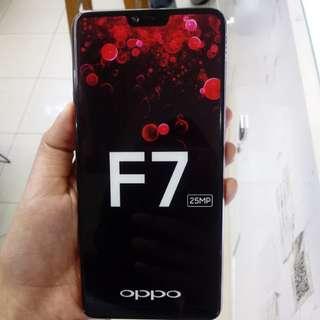 Cicilan tanpa kartu kredit Oppo F7