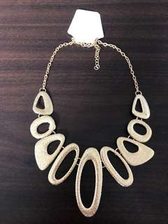 Assorted Metal Statement Necklaces