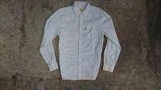 Baju kemeja casual levis