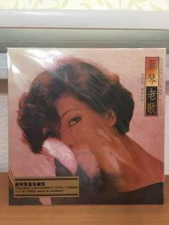 TSAI CHIN - OLD SONG 蔡琴老歌 vinyl LP records