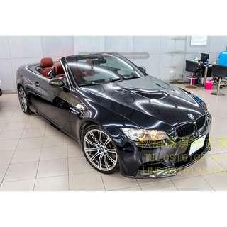 08年 BMW E93 M3  黑