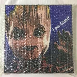 Pop Art - Baby Groot