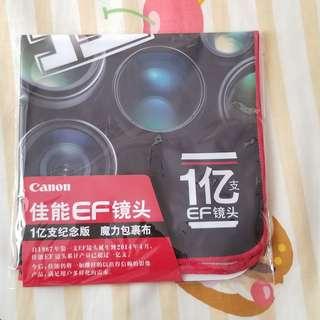 Canon 佳能EF鏡頭魔力包裹布