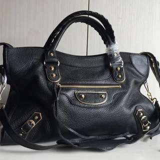 Balenciaga City Bag (Just Look At The Price Without Looking At Quality,Please Bypass,Tq.)