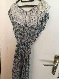 Dress vintage Korean