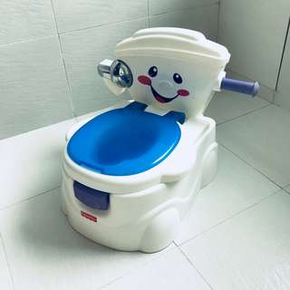 Fisher price potty