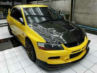 Mitsubishi Evolution 9 MR Thai