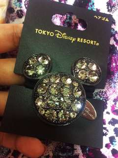 🆕Authentic Tokyo Disney Mikey Hair rubber