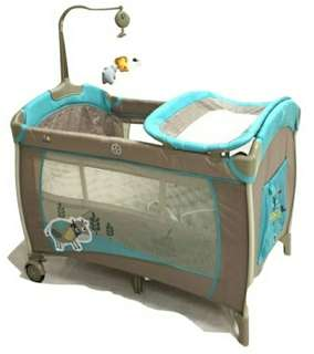 Baby Playpen without mattress