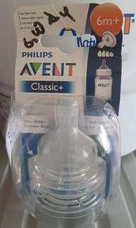 Avent Classic Teats (Brandnew)