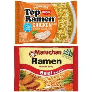 Top Ramen/Maruchan