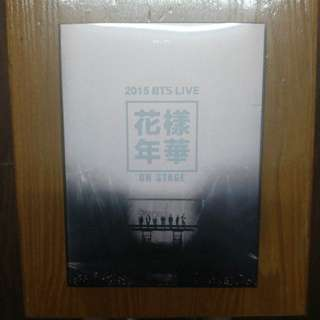防彈少年團 bts 2015on stage dvd