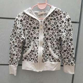 Leopard Star Hoodie Jacket