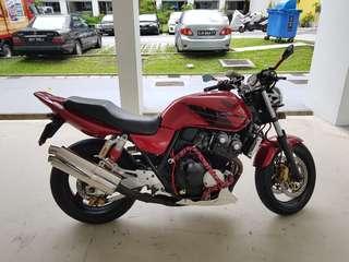 Honda CB400 S4 Grounding Kit