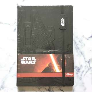 BN Star Wars Notebook Limited Edition. Sealed