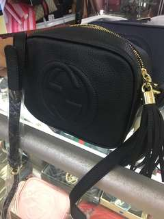 Gucci Soho Disco (Black)