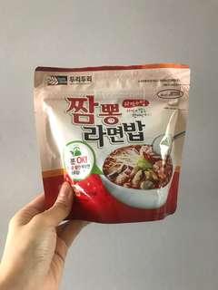 韓國泡麵飯炒碼口味