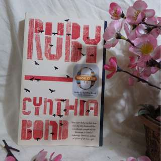Ruby (Novel Fantasi Fiksi Inggris/ English Fantasy Fiction Novel) - Cynthia Bond