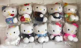 麥當勞Hello Kitty 公仔 1999年絕版 (香港版)