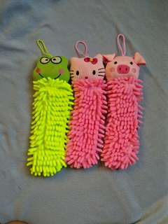 Character Chenille Towel