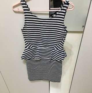 H&M dress size eur36