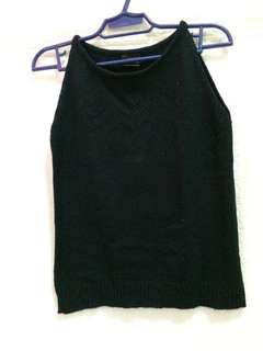 Kultura Knitted Sleeveless Top