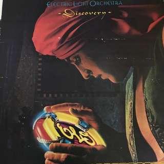 Electric light orchestra vinyl record